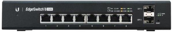 Ubiquiti EdgeSwitch - 8x Gbit LAN