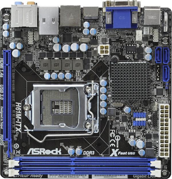 Asrock H61M-ITX Nuvoton Treiber Windows 10