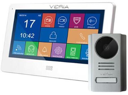 VERIA SET videotelefonu VERIA 7077B + VERIA 229, bílá