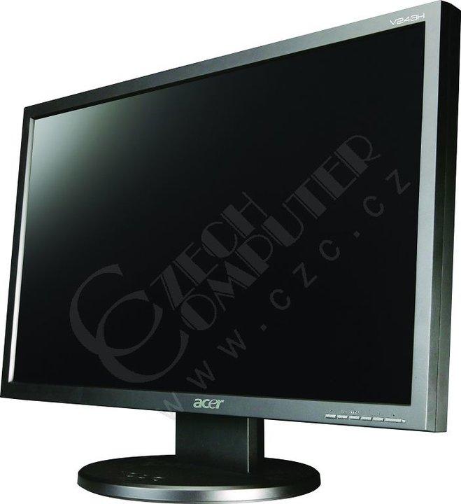 "Acer V243HLAObmd - LED monitor 24"""