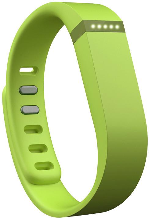 Fitbit příslušenství pro Flex náhradní pásek - Lime - Small