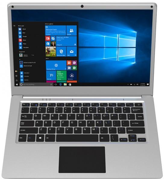 Umax VisionBook 14Wi-S, stříbrná