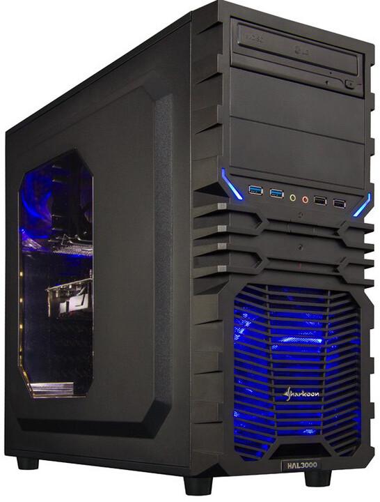 HAL3000 Master Gamer Optane IEM 16G