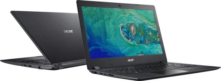Acer Aspire 1 (A114-31-C1HU), černá