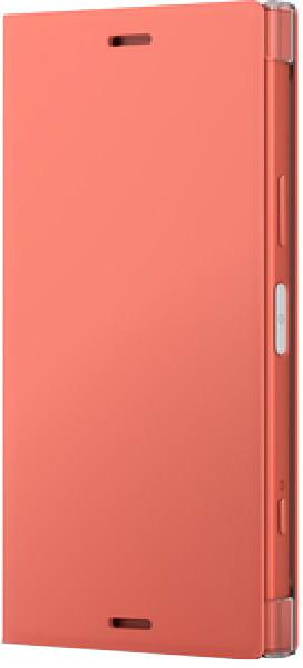 Sony Style Cover Flip pouzdro SCSG60 pro Xperia XZ1 Compact, růžová