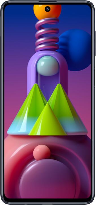 Samsung Galaxy M51, 6GB/128GB, Black