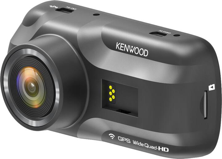 Kenwood DRV-A501W, kamera do auta + 16GB karta