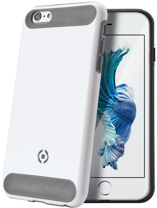 CELLY Rock zadní kryt pro Apple iPhone 6S Plus, bíly