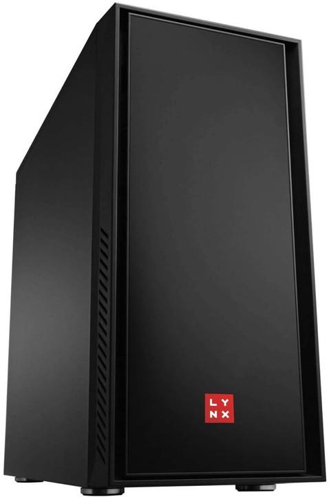 LYNX Grunex Streamer, černá