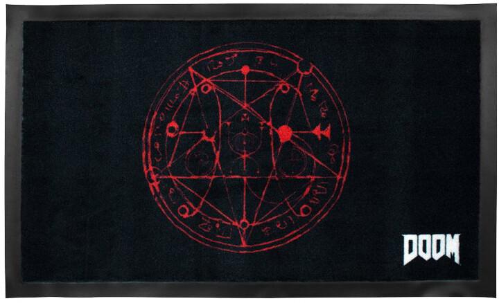 Rohožka Doom - Pentagram