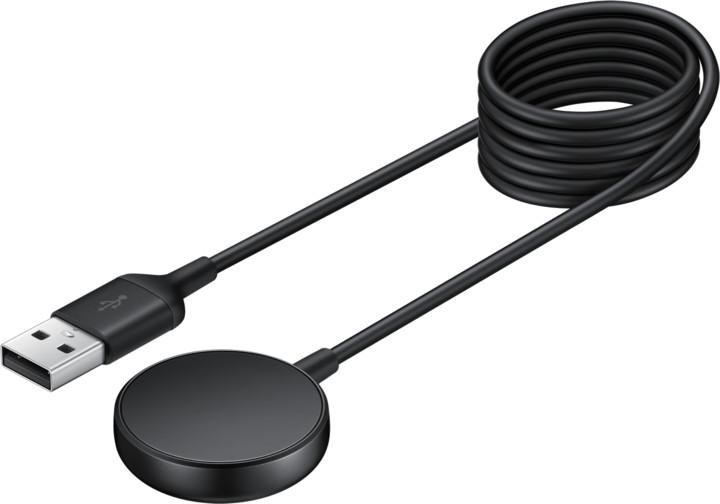 Samsung bezdrátová dokovací stanice pro Samsung Watch Active 2, černá