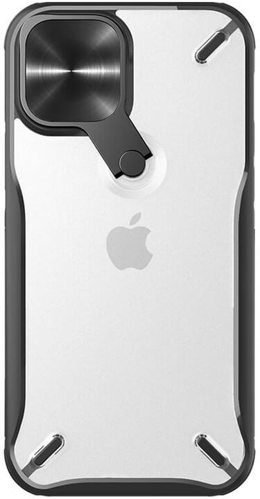 Nillkin zadní kryt Cyclops pro iPhone 12/12 Pro, černá