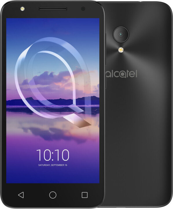 ALCATEL U5 HD PREMIUM 5047U, černá