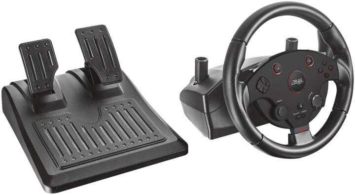 Trust GXT 288 Racing Wheel (PC, PS3)