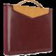 "Moshi Codex taška na 12"" MacBook, burgundy"