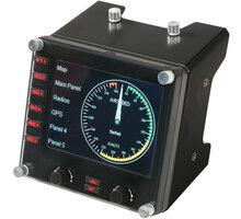 Logitech G Saitek PRO FLIGHT - Instrument Panel - 945-000008