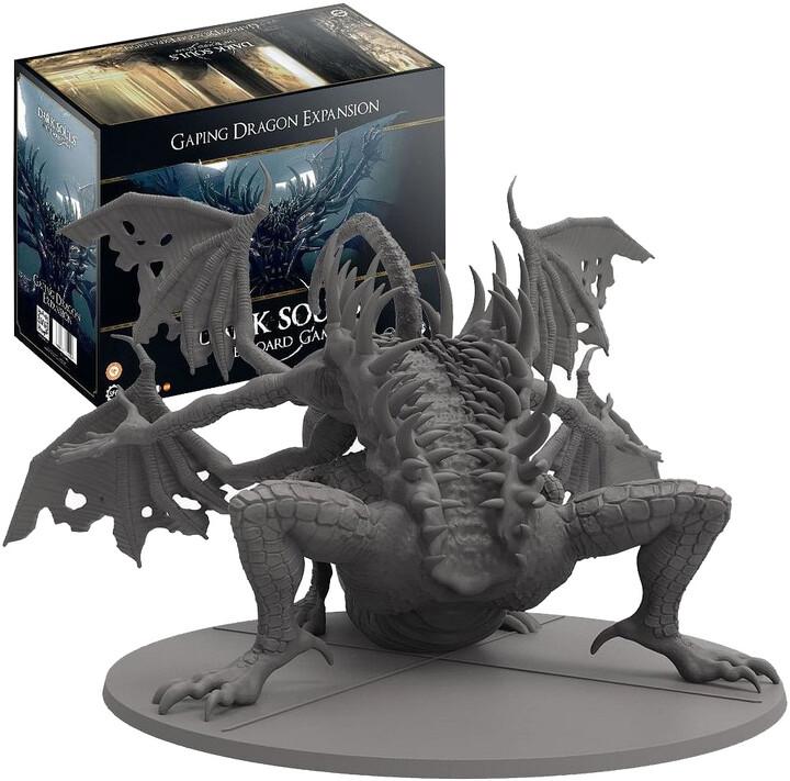 Desková hra Dark Souls - The Gaping Dragon (rozšíření), EN