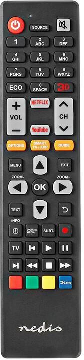 Nedis univerzální dálkové ovládání pro televize TCL/Thomson