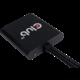 Club3D MST hub 1x DisplayPort 1.2 na 2x DisplayPort 1.2 (DP++)