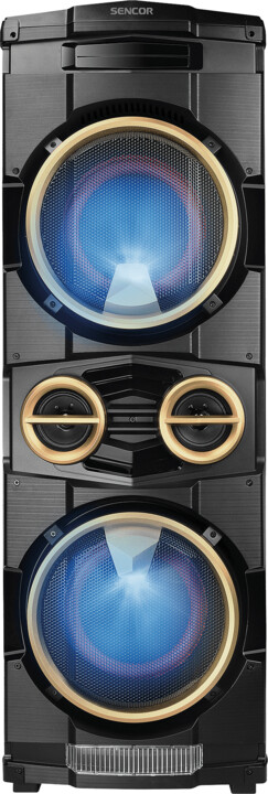 Sencor SSS 4200, černá