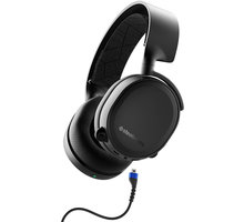 SteelSeries Arctis 3 Bluetooth (2019 Edition), černá