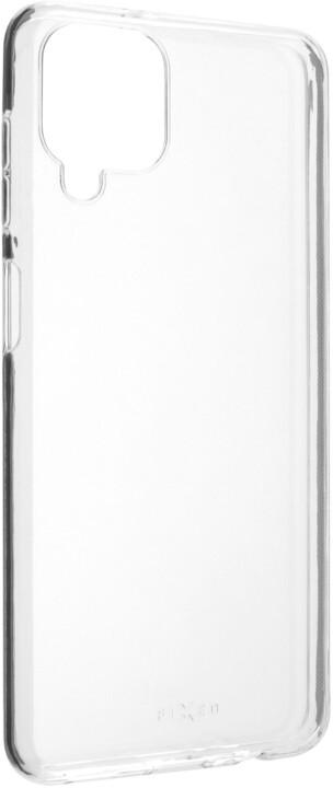FIXED gelové pouzdro pro Samsung Galaxy A12, čirá