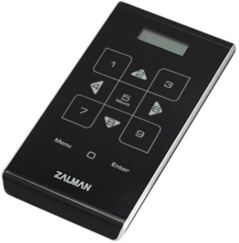Zalman ZM-VE500, černá