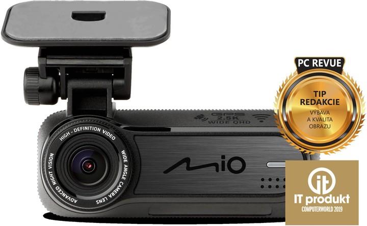 Mio MiVue J85 WiFi, kamera do auta