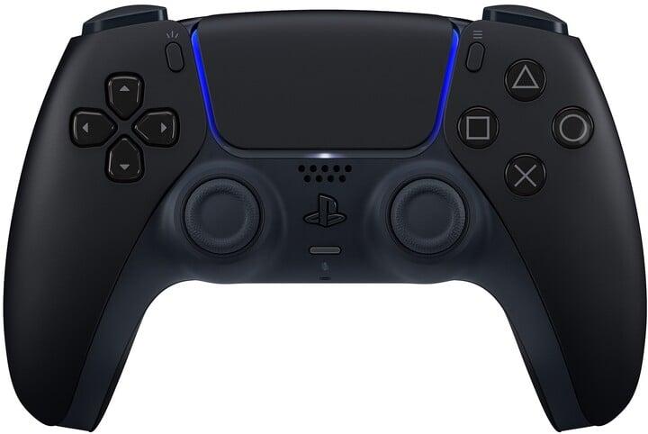 Sony PS5 Bezdrátový ovladač DualSense Midnight Black