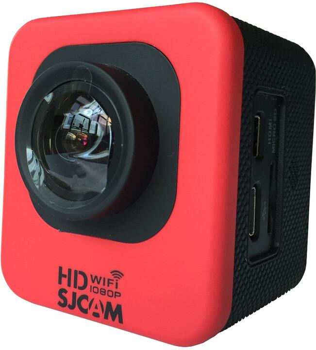 SJCAM M10 WIFI, červená