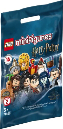 LEGO Minifigures 71028 Harry Potter – 2. série