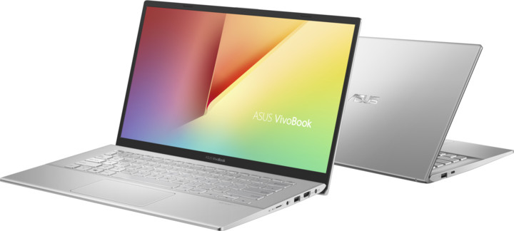 ASUS VivoBook S420UA, stříbrná