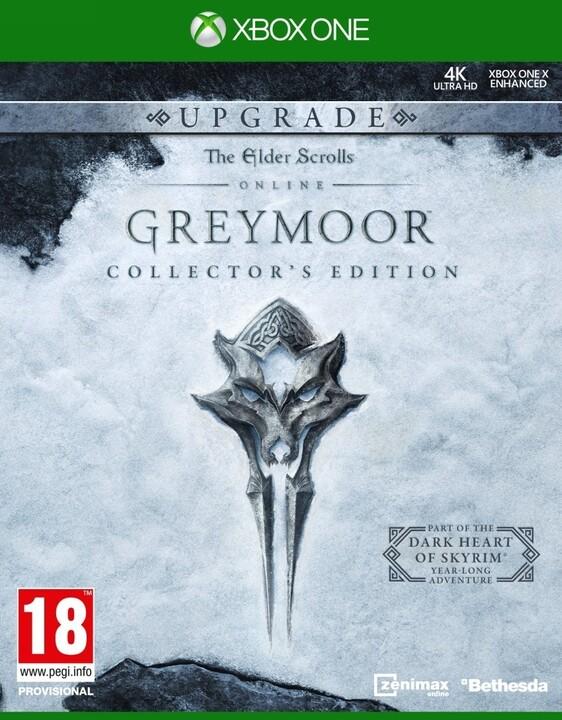 The Elder Scrolls Online: Greymoor Collector's Edition Upgrade (Xbox ONE)