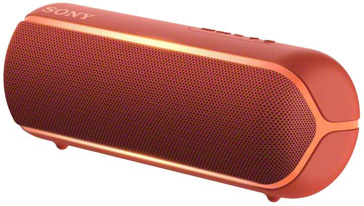 Sony SRS-XB22, červená