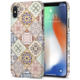 Spigen Thin Fit zadní kryt pro iPhone X, Arabesque