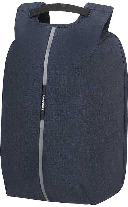 """Samsonite bezpečnostní batoh SECURIPAK pro notebook 15.6"""", modrá"""