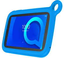Alcatel 1T 7 KIDS, 1GB/8GB, modrý bumper 8068-2AALE1A-1