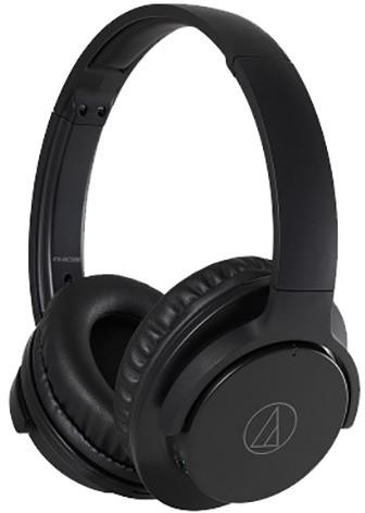 Audio-Technica ATH-ANC500BT, černá