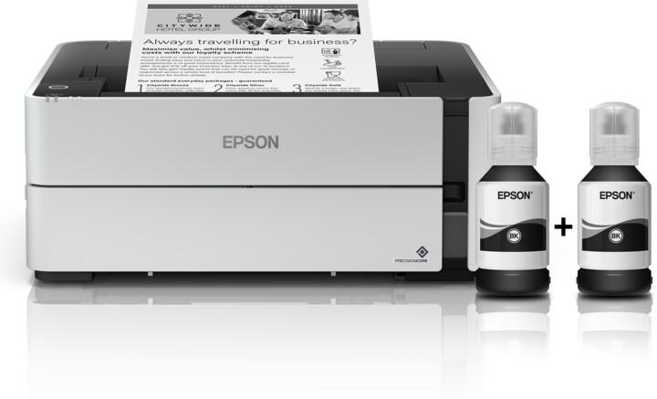 Epson EcoTank M1170, tankový systém
