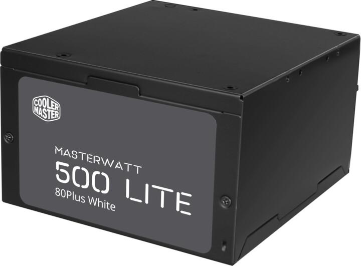CoolerMaster MasterWatt Lite 230V - 500W