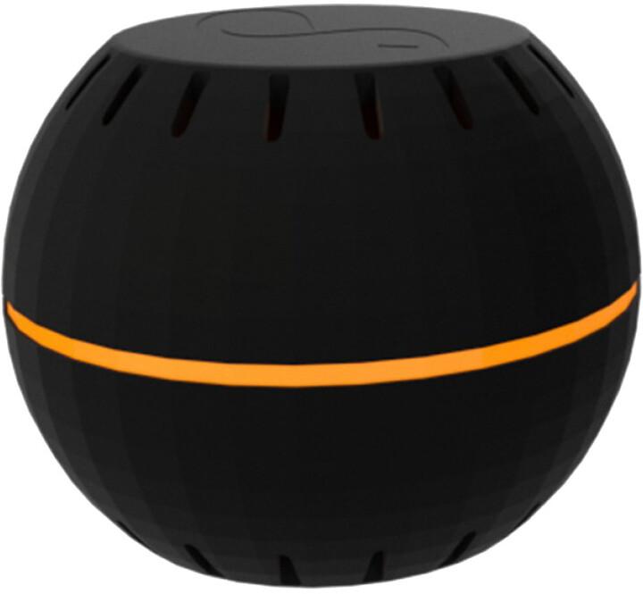 Shelly bateriový snímač teploty a vlhkosti HT, WiFi, černá
