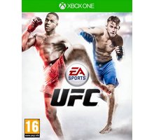 EA Sports UFC-Ultimate Fighting Championship (Xbox ONE) - 5030933112537