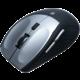 CONNECT IT MB2000 myš, černo-stříbrná