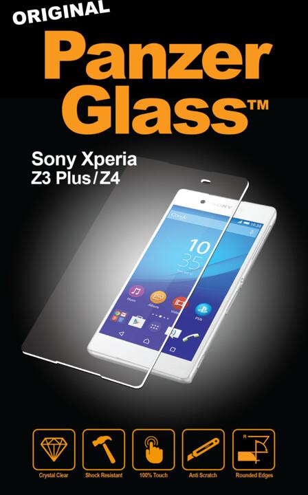 PanzerGlass ochranné sklo na displej Sony Xperia Z3+
