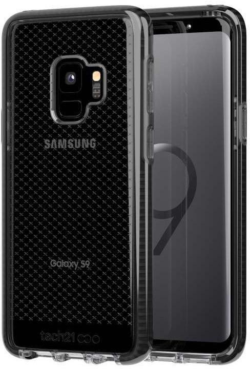 Tech21 Evo Check Samsung Galaxy S9, kouřová/černá