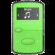 SanDisk Sansa Clip Jam 8GB, zelená