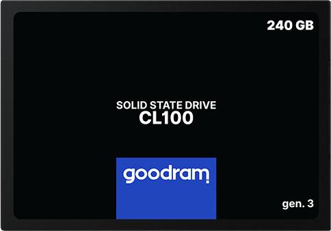 """GOODRAM C100 Gen.3, 2,5"""" - 240GB"""