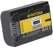 Patona baterie pro Sony NP-FH50 700mAh Li-Ion - PT1119