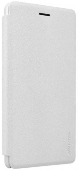 Nillkin Sparkle Folio pouzdro pro Huawei Nova Smart - bílé