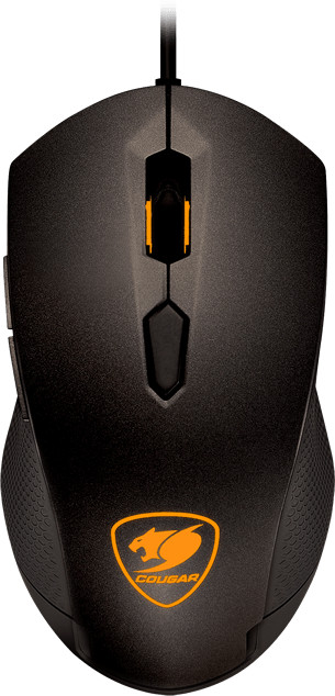 Cougar Minos X1, černá